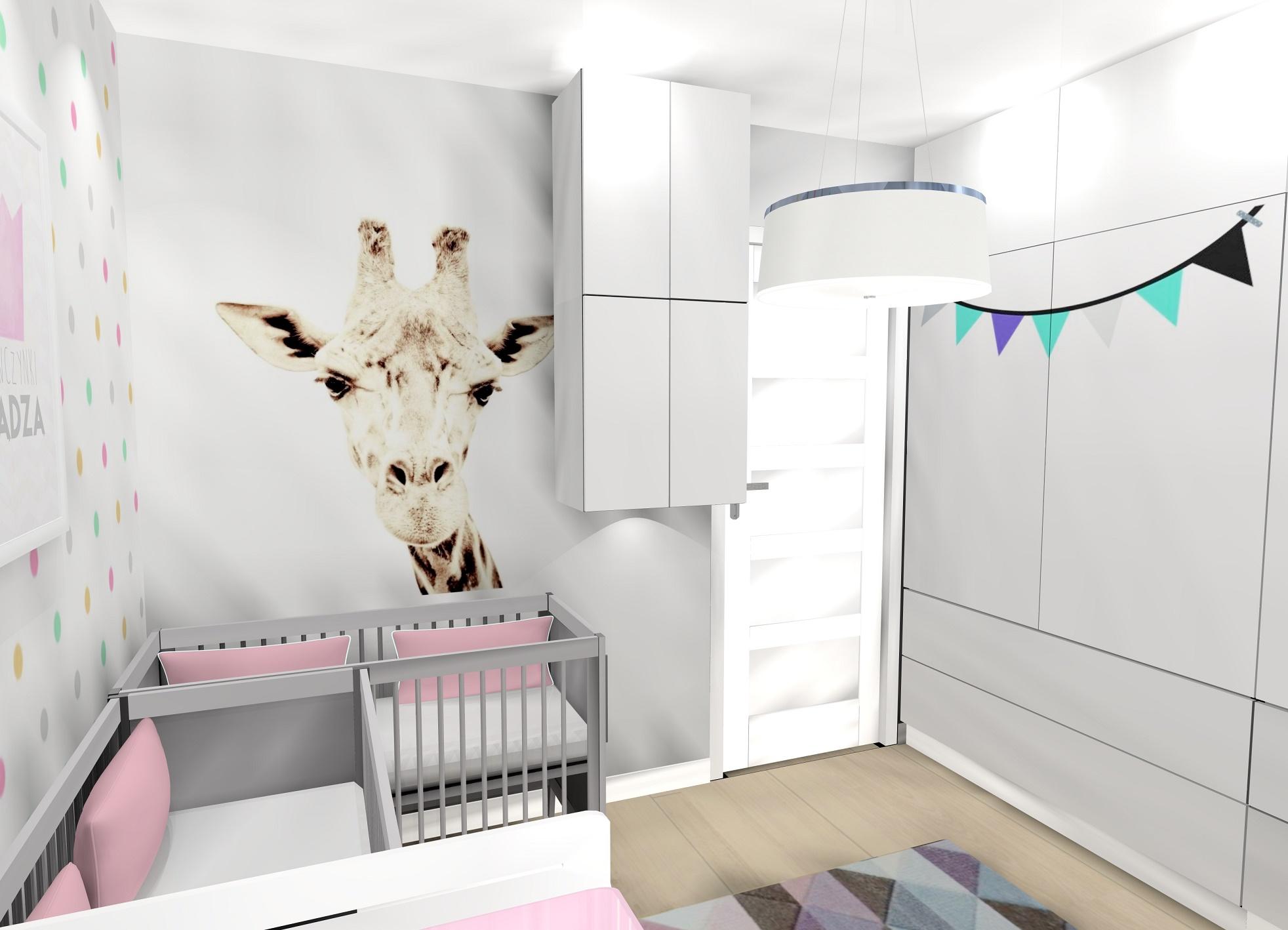 Pokój niemowląt