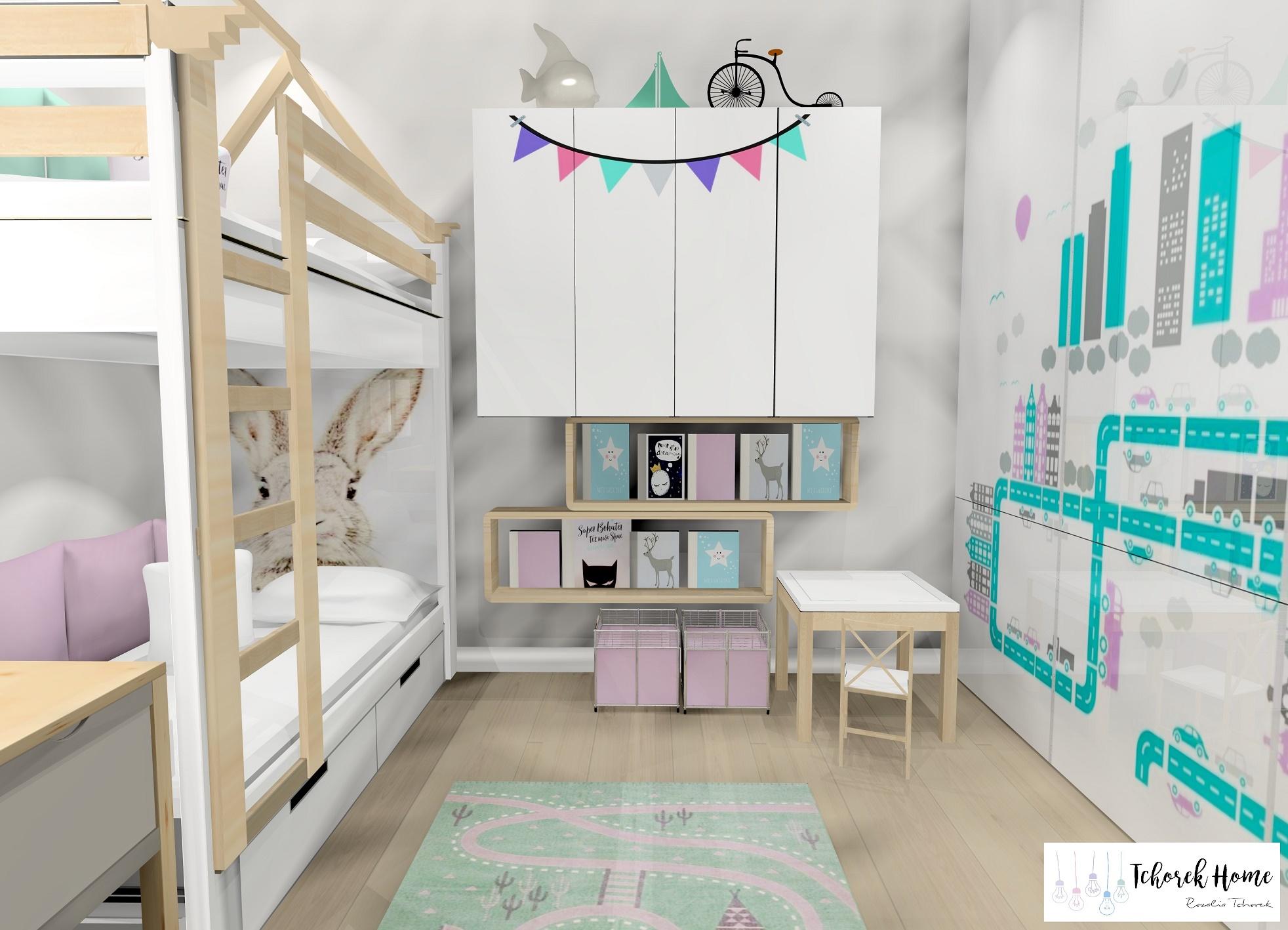 Sypialnia dzieci