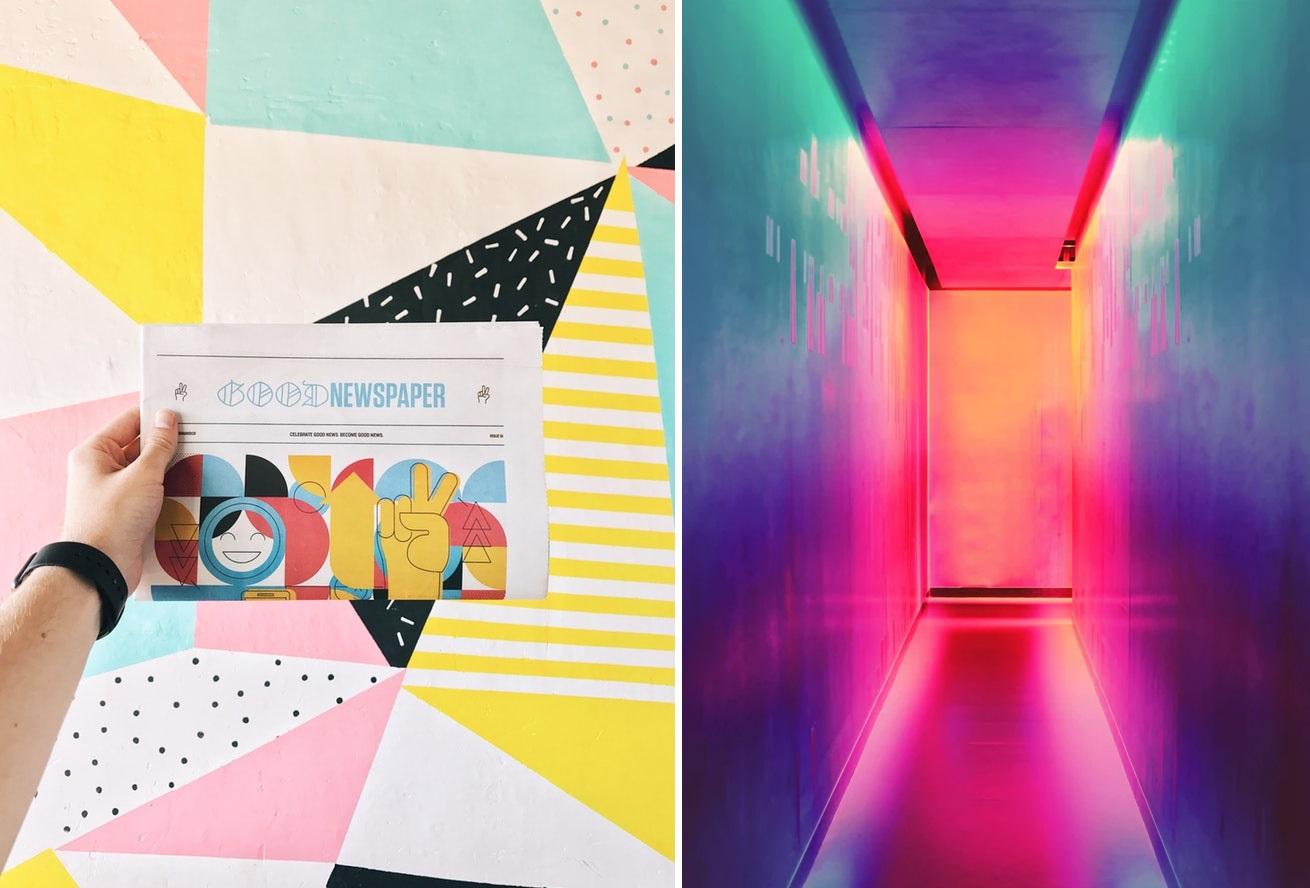 7 cech projektanta wnętrz 6. Widzenie kolorów, czyli ewolucyjne przystosowanie